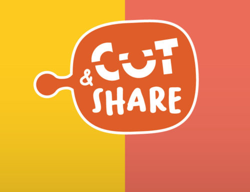 The Cut & Share campaign lands on social networks