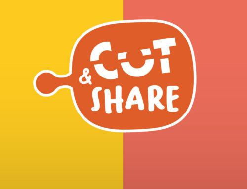 La campagne Cut & Share arrive sur les réseaux sociaux